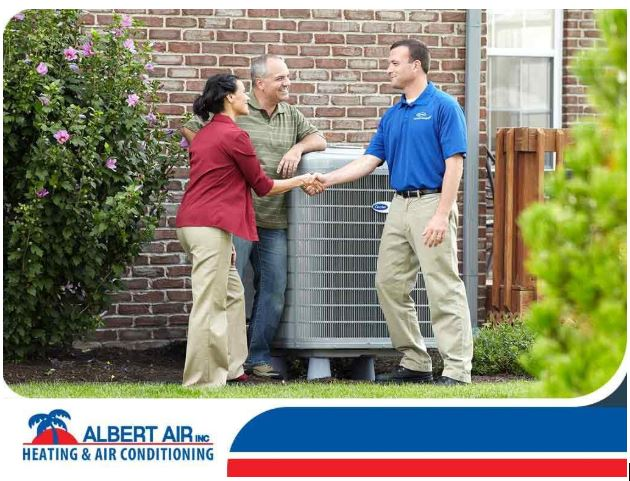 A Full-Service Heating and Cooling Company